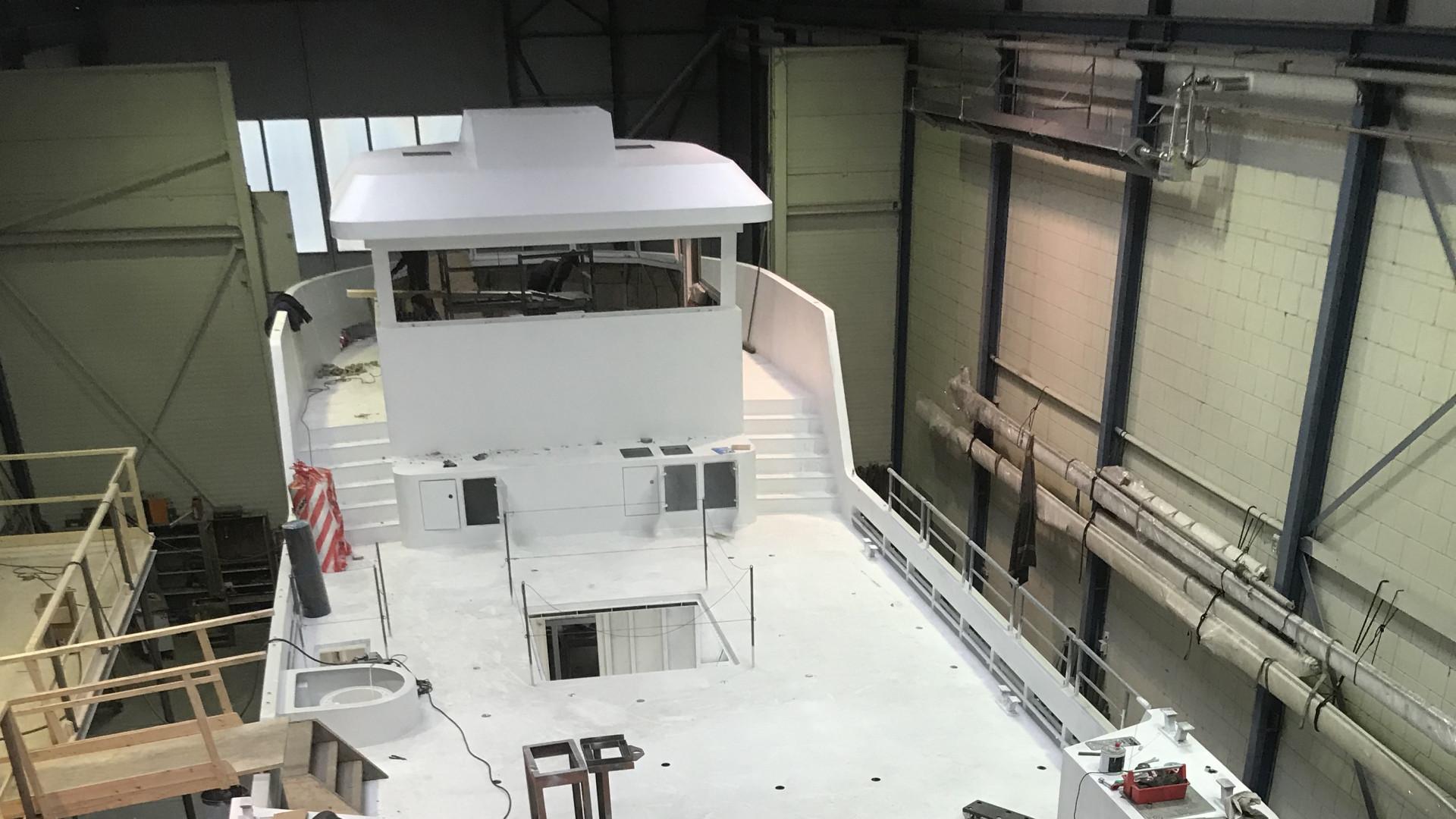 Flevojachtbouw Lynx YXT image