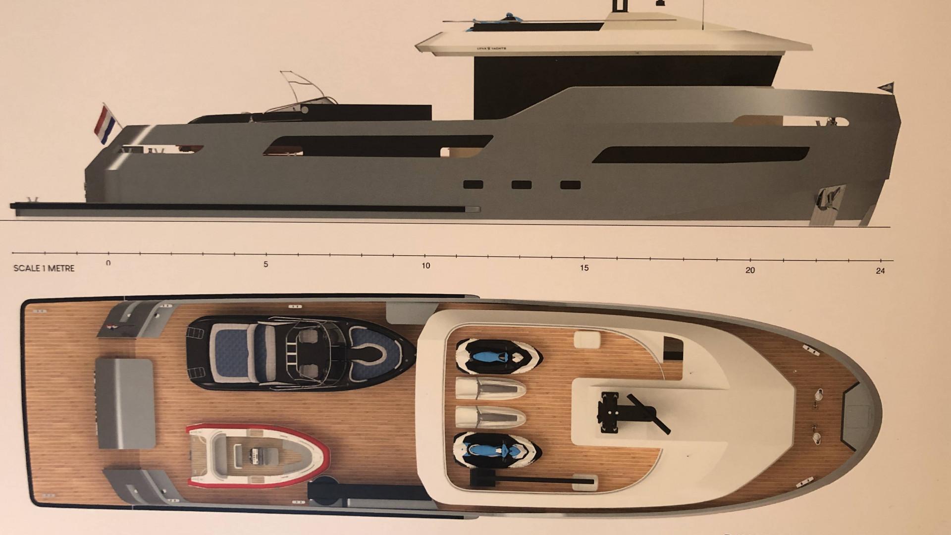Flevojachtbouw Lynx crossover 27 image